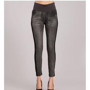 M. Rena dark grey skinny jeans